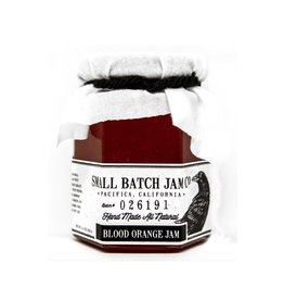 Small Batch Blood Orange Jam