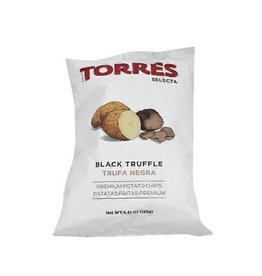 Torres Black Truffle Chips Small