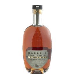 Barrell Craft Spirit Bourbon Cask Strength 15Yr. 104.9pf