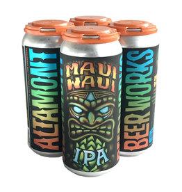 Altamont Beerworks Maui Waui IPA