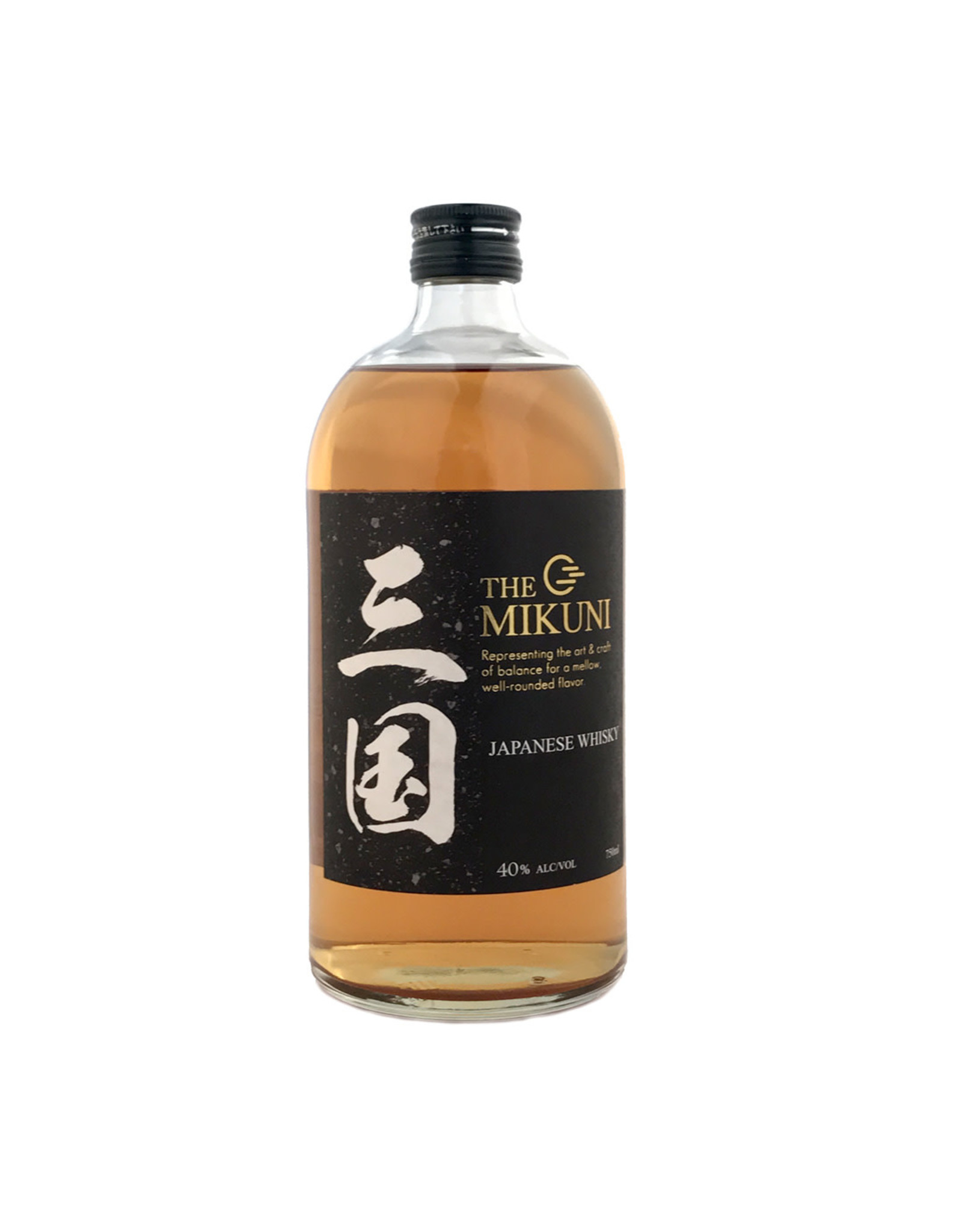 The Mikuni Whisky Mimami Alps Japan