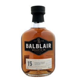 Balblair Balblair Single Malt Scotch Whisky 15 Year Old Whiskey Advocate 2020 #11