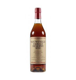 """Pappy Old Rip Van Winkle """"Pappy"""" Straight Rye Whiskey 13 Year"""