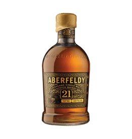Aberfeldy 21 Yr. Single Malt Scotch