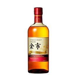 2020 Nikka 'Yoichi' 100th Anniversary Apple Brandy Wood Finish Single Malt Japanese Whisky