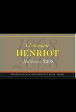 Henriot Blanc de Blanc Brut Millesime 2008