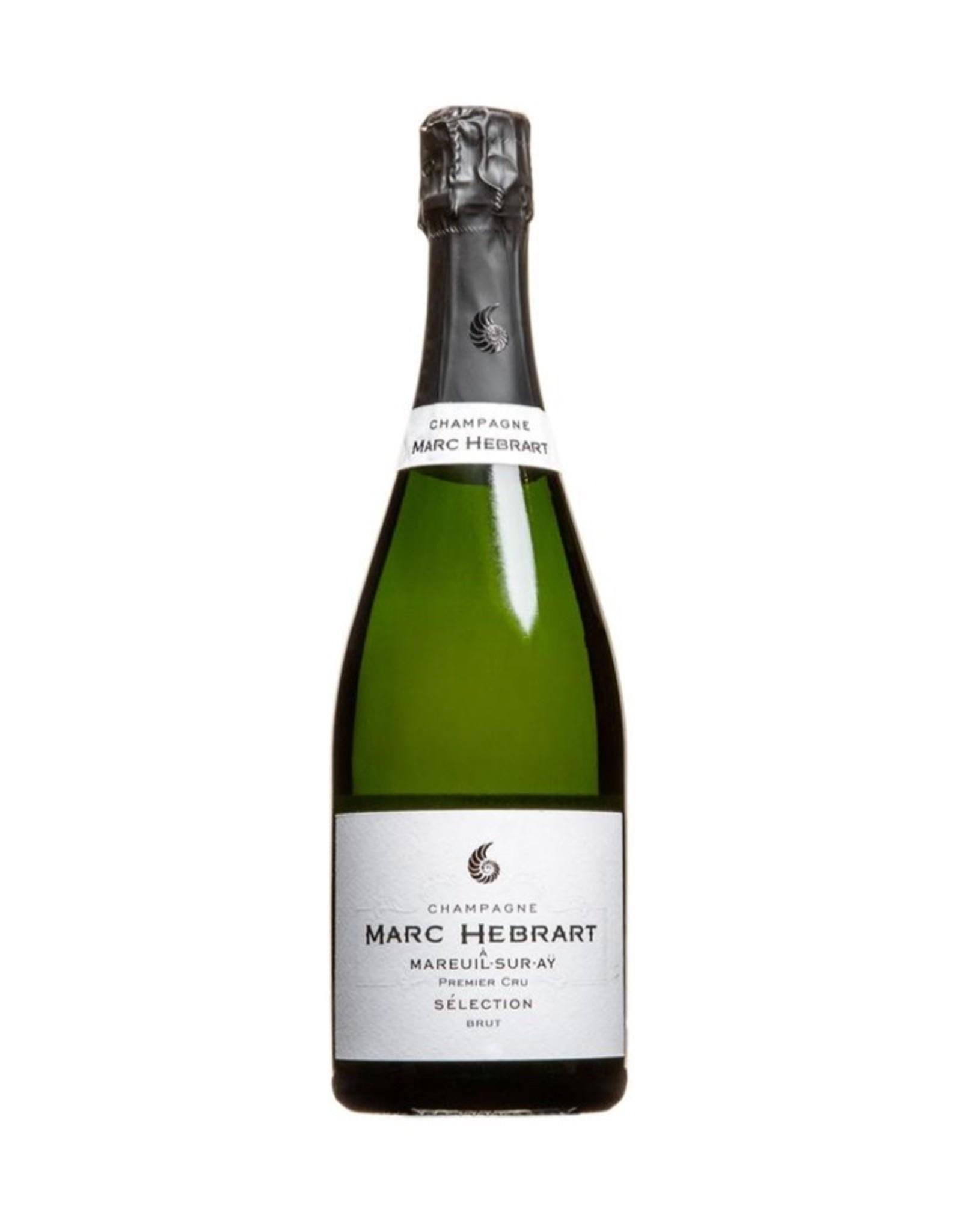 375ml Marc Hebrart Champagne 1er Cru Brut Cuvée Sélection 375ml