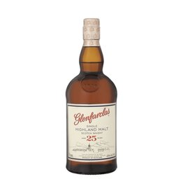 Glenfarclas Single Malt Scotch 25YO