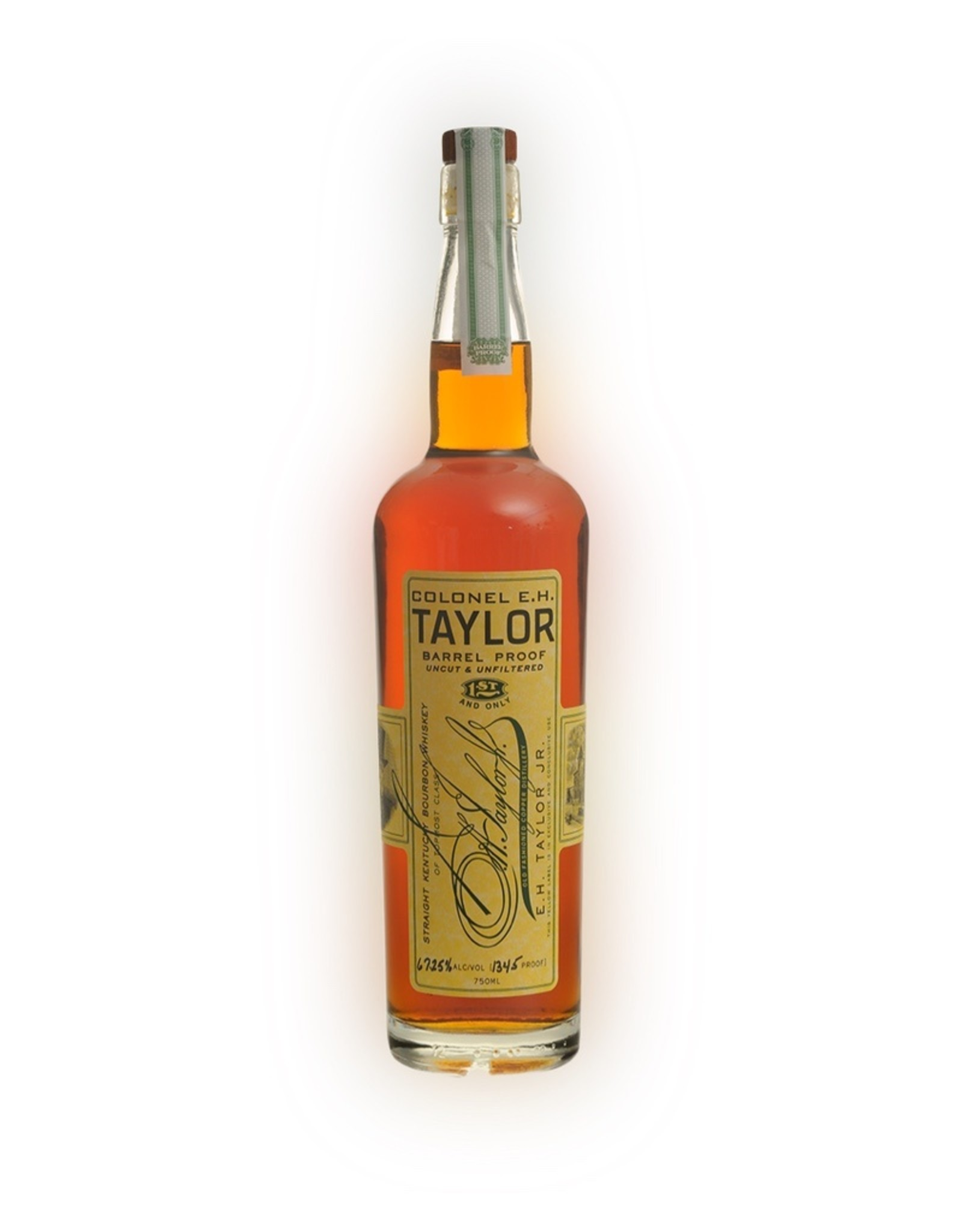 E. H. Taylor Colonel E.H. Taylor BARRELL PROOF UNCUT & UNFILTERED
