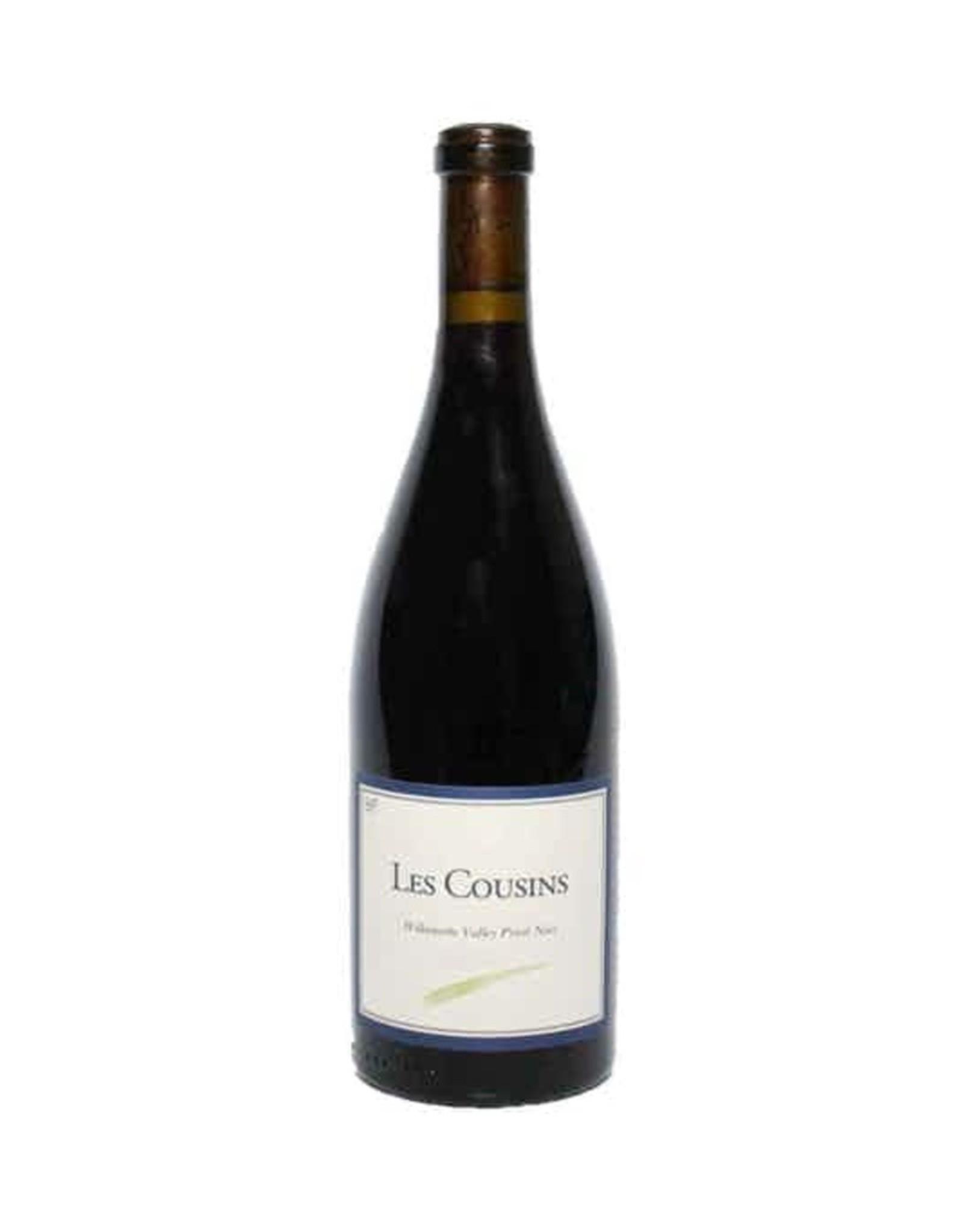 375ml BF Les Cousin Pinot Noir Willamette 2017  (375ml)