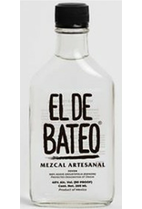 200ml El de Bateo Mezcal Espadin Joven 200ml