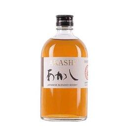 Akashi (White Oak) Distillery BLENDED Japanese Whisky