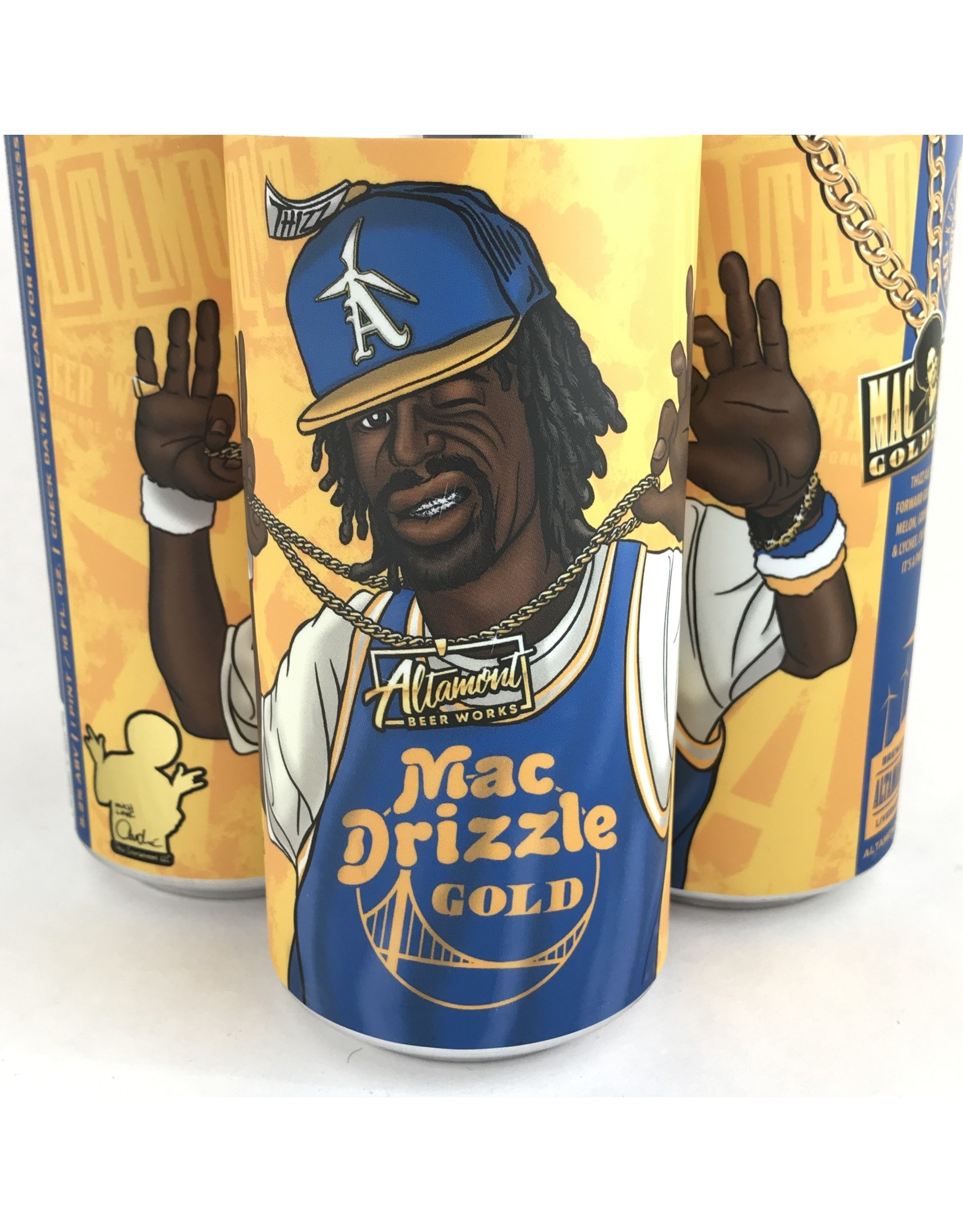 Altamont Beer Works Gold Mac Drizzle 4 pack