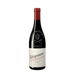 Telegramme Chateauneuf du Pape 2018
