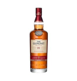 """Glenlivet """"The Archive"""" 21 Yr Single Malt Scotch"""