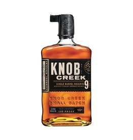 Knob Creek 9 Yr Single Barrel Reserve Bourbon