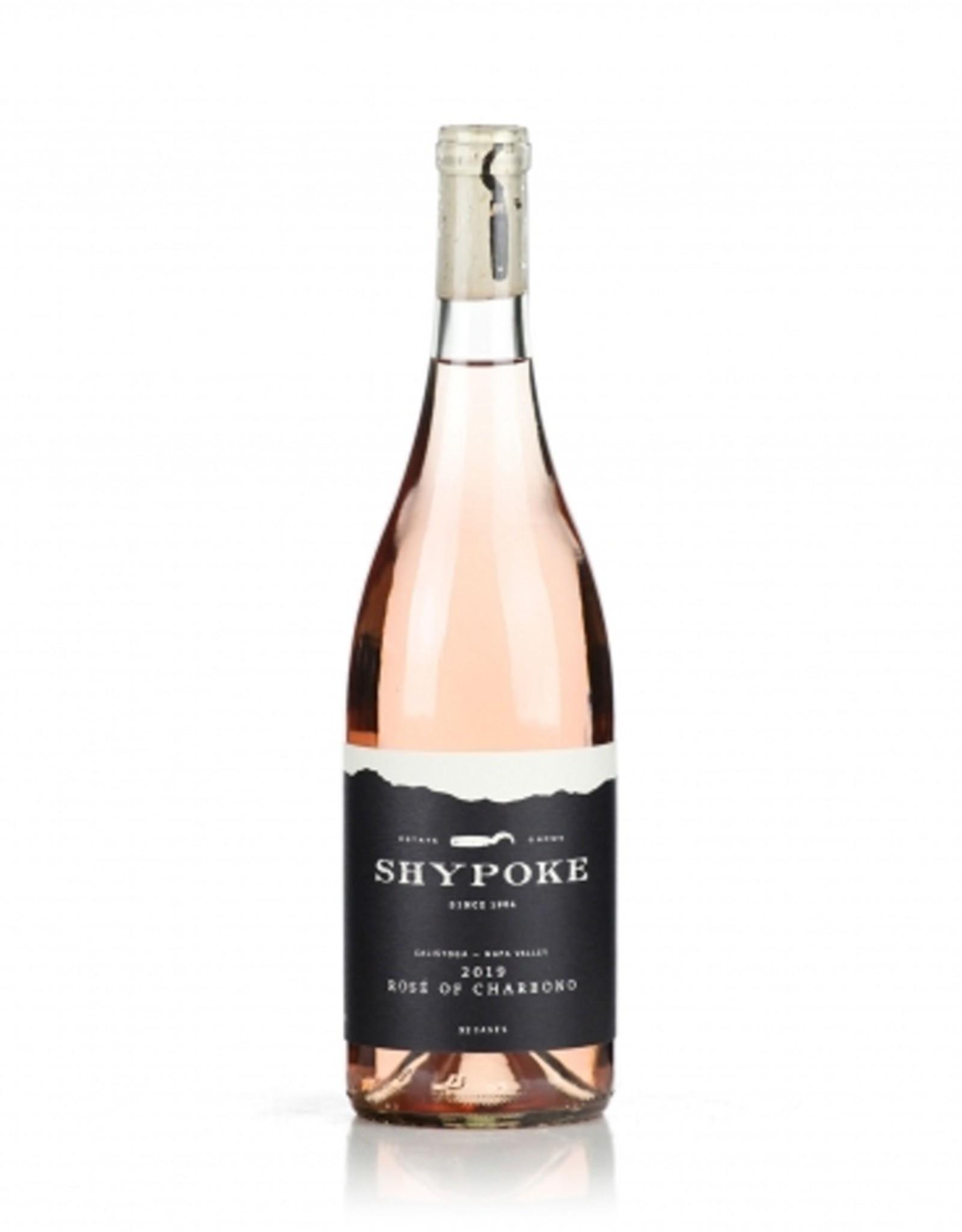 Shypoke Winery Shypoke Rose of Charbono Calistoga Napa 2020