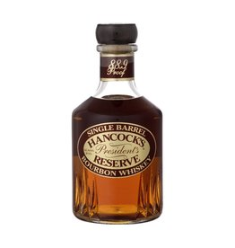 Hancocks Presidents Reserve Single Barrel Bourbon Whiskey, Kentucky