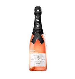 Moet & Chandon Nectar Imperial Rose Limited Edition Design by Ambush - Yoon Ahn Champagne, France