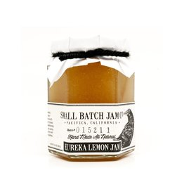 Small Batch Eureka Lemon Jam