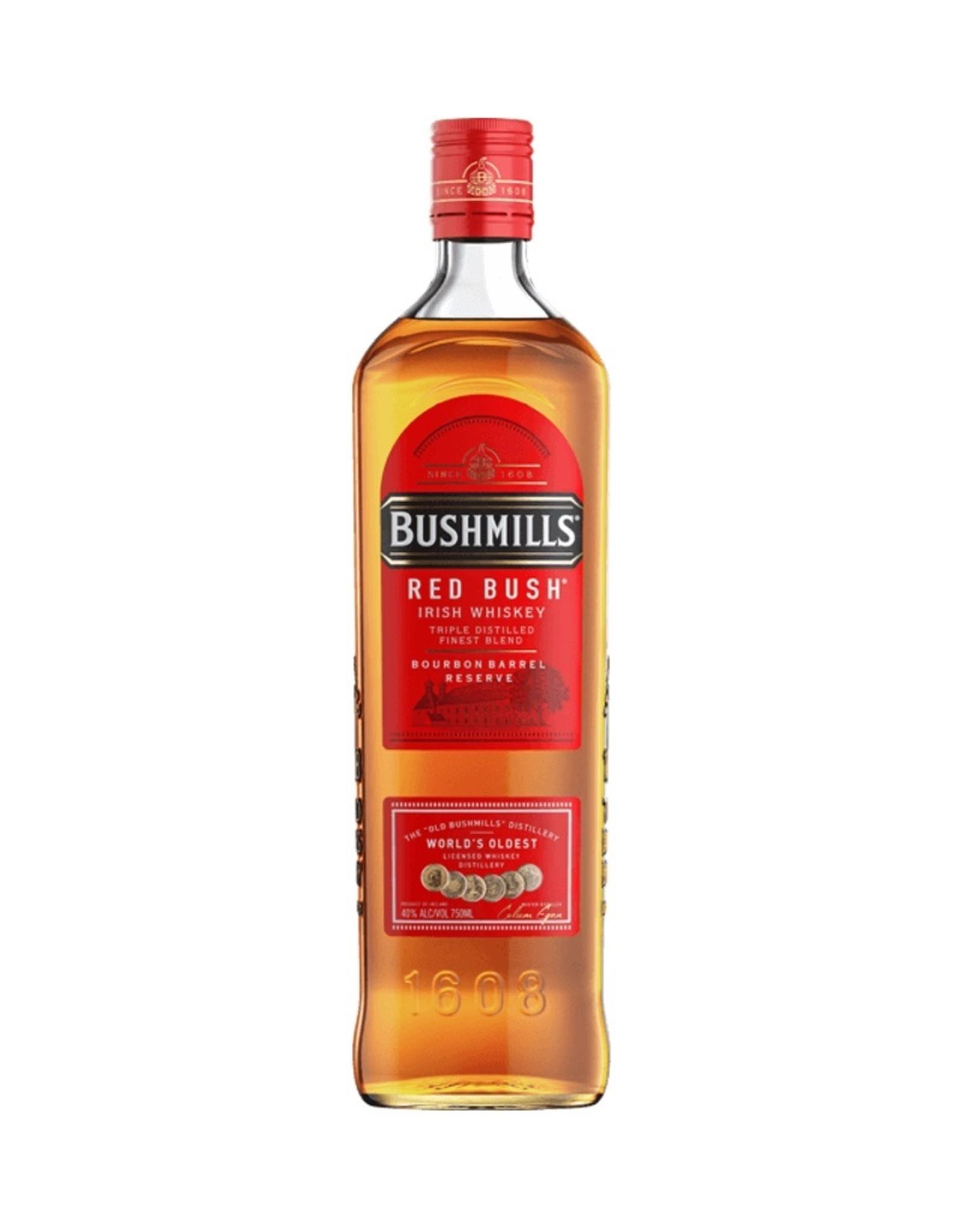 "Bushmills ""Red Bush"" Blended Irish Whisky"