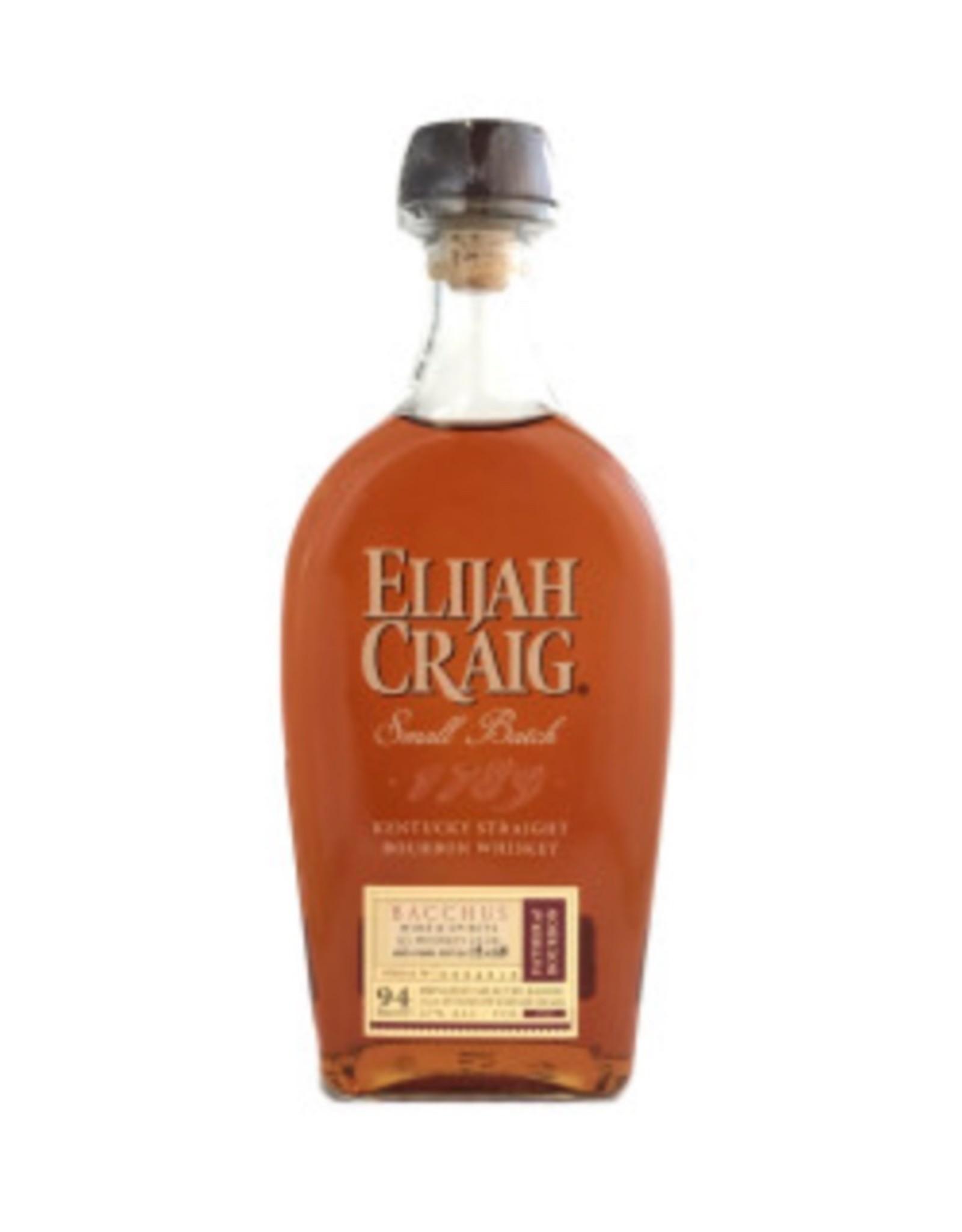 Elijah Craig 10.5 Year Bacchus Barrel #03
