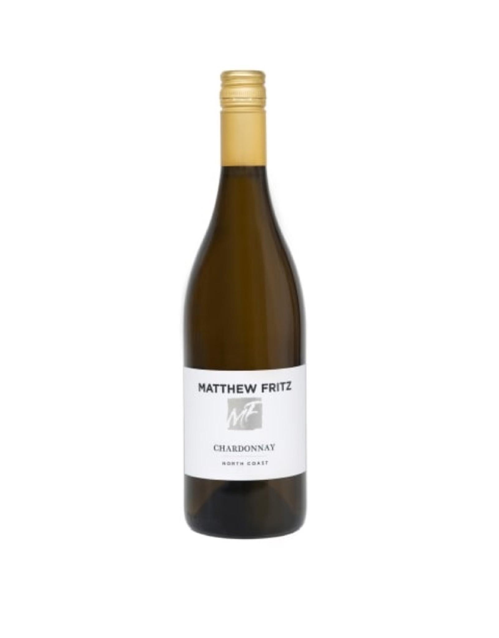 Matthew Fritz Chardonnay North Coast 2018