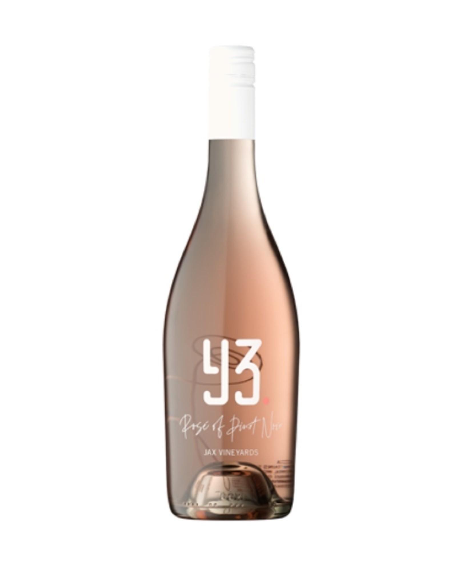 JAX Y3 Rose of Pinot Noir 2020