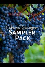 cabernet sauvignon sampler pack