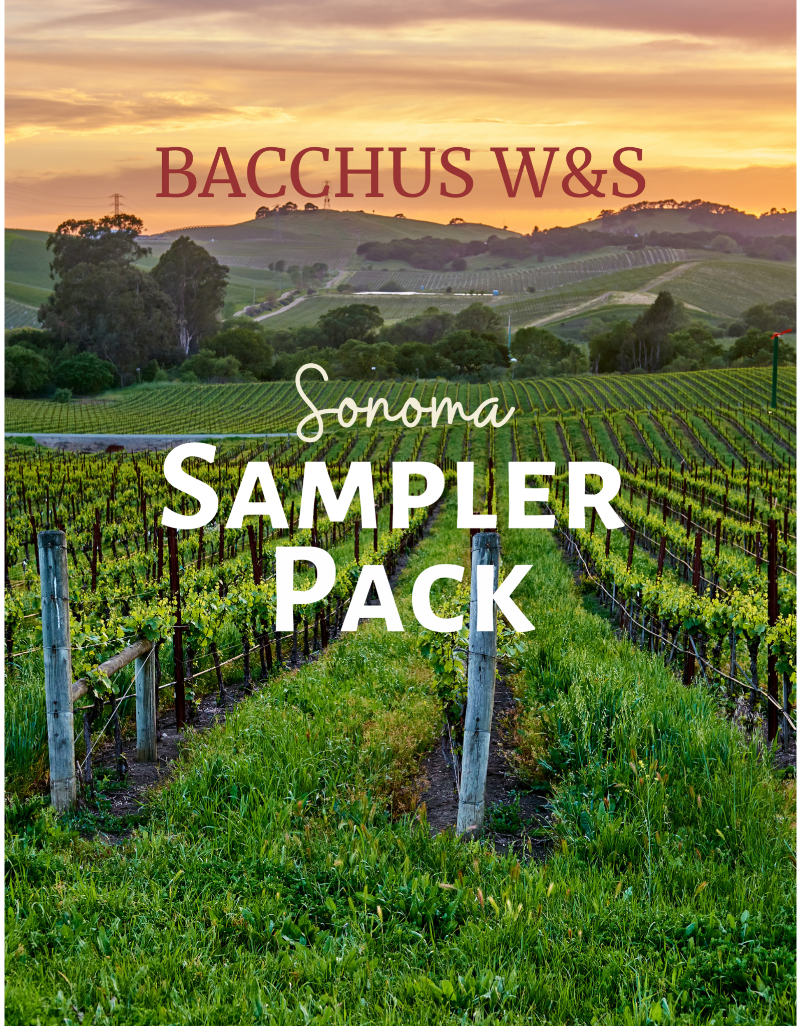Sonoma Sampler Pack
