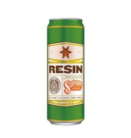 Six Point Resin Imperial IPA 19.2oz