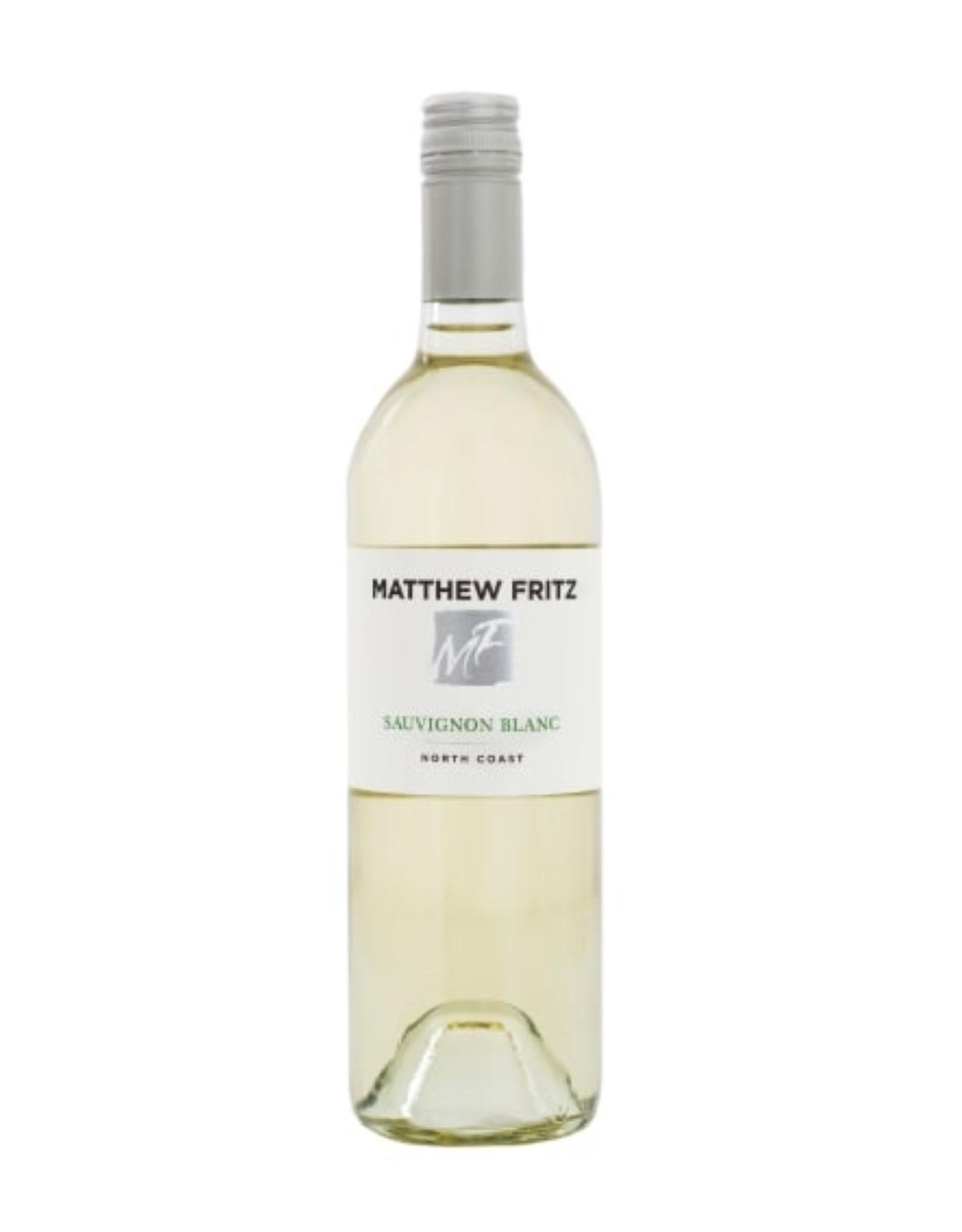 Matthew Fritz North Coast Sauvignon Blanc 2019