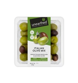 Unearthed Italian Olive Mix