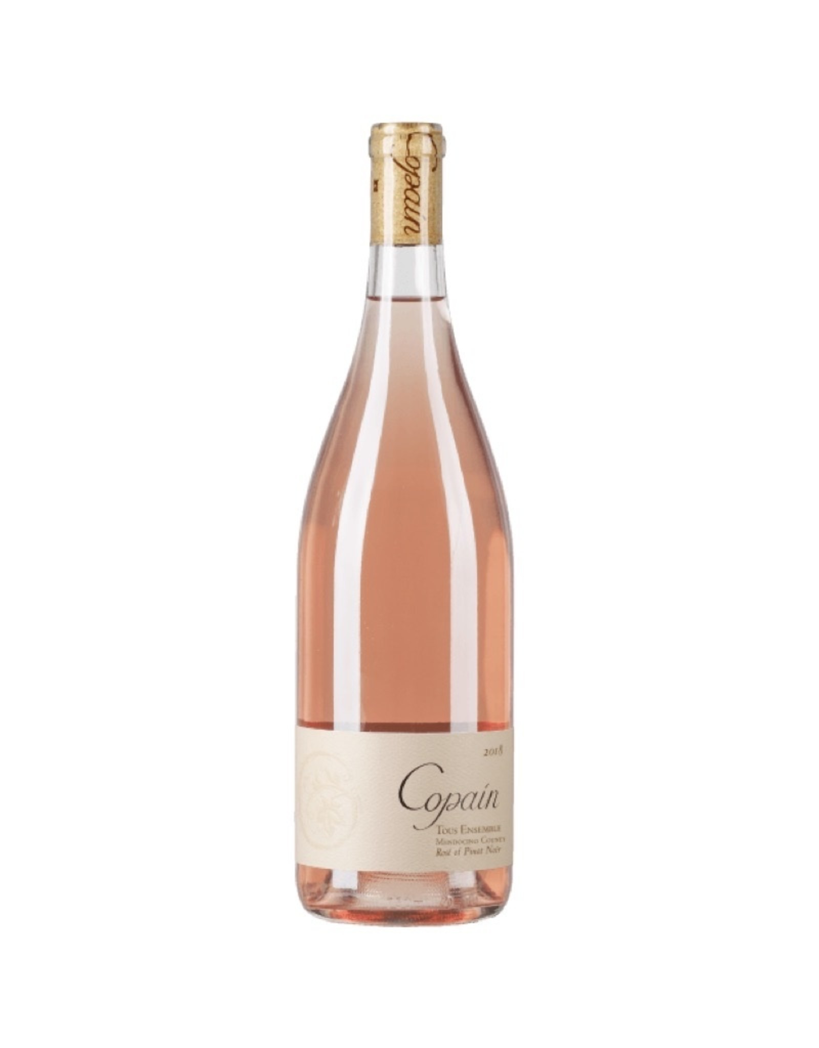 Copain Wines Rose, Tous Ensemble, Anderson Valley, 2019