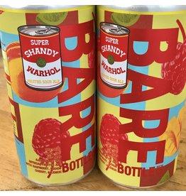 Bare Bottle Warhol Super Shandy