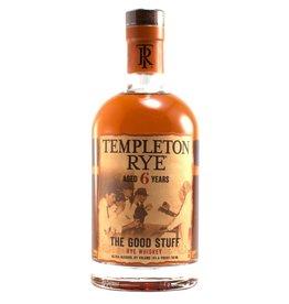 Templeton Rye  6 Year Old Rye