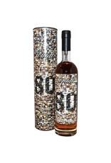 Willett Family 80 ANNIVERSARY Straight Bourbon Whiskey