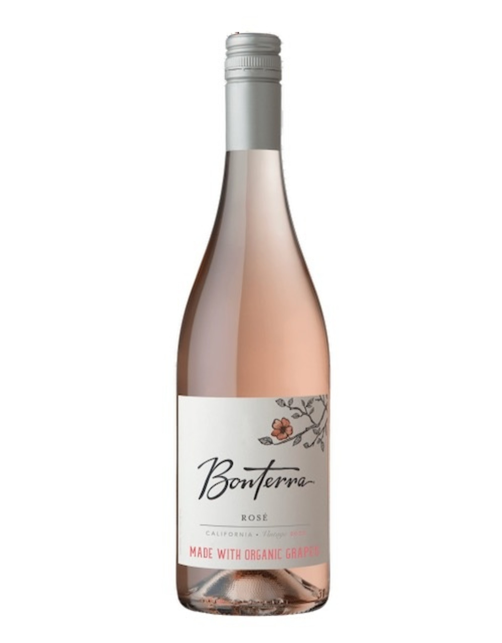 Bonterra California Rose 2020