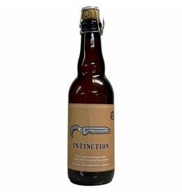 Russian River Beer Intinction Ale in Sauvignon Blanc Barrels