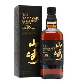 The Yamazaki Single Malt 18YO