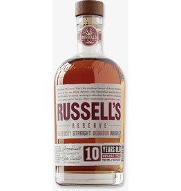 Russell's Reserve 10yr Kentucky Straight Borubon