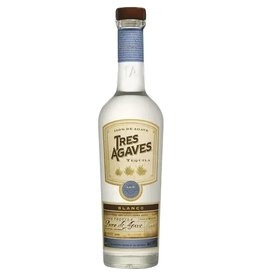 Tres Agaves Organic Tequila Blanco