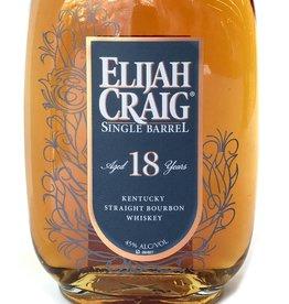 Elijah Craig Single Barrel 18yo