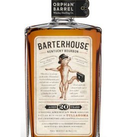 Barterhouse 20 Year Old Orphan Barrel