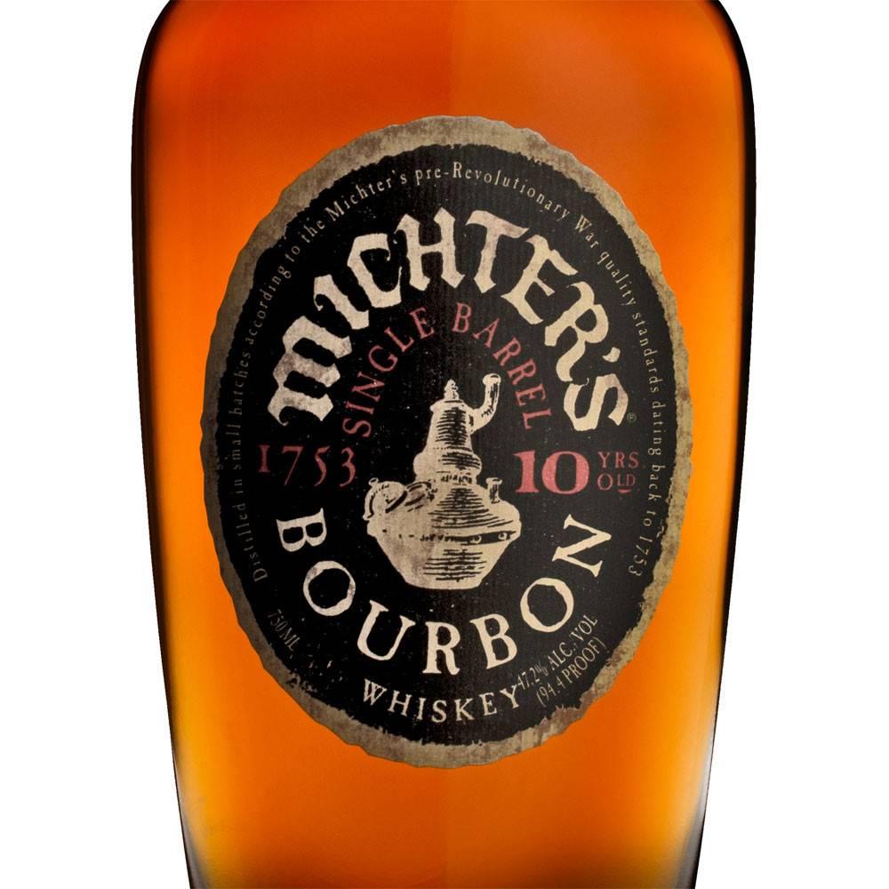 Michter's 10yr Single Barrel Bourbon
