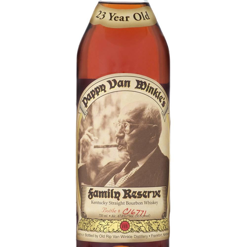Pappy Van Winkle 23 Year (Raf)