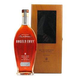 Angel's Envy 2017 Cask Strength Port Barrel