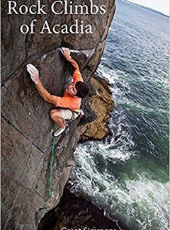 Independent Books Rock Climbs of Acadia
