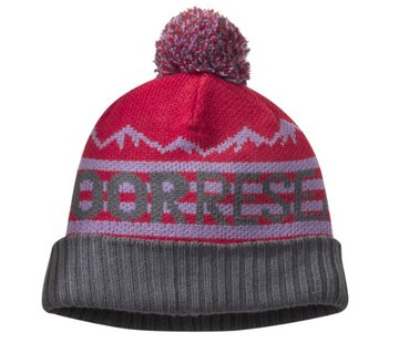 Outdoor Research Kid's Mainstay Beanie- Tomato