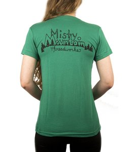 Misty Mountain Women's Throwback T-shirt